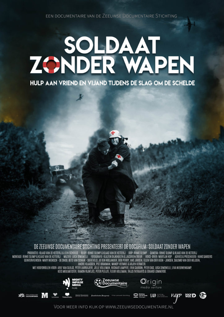 Documentaire-Soldaat-Zonder-Wapen-Poster-Origin-Media