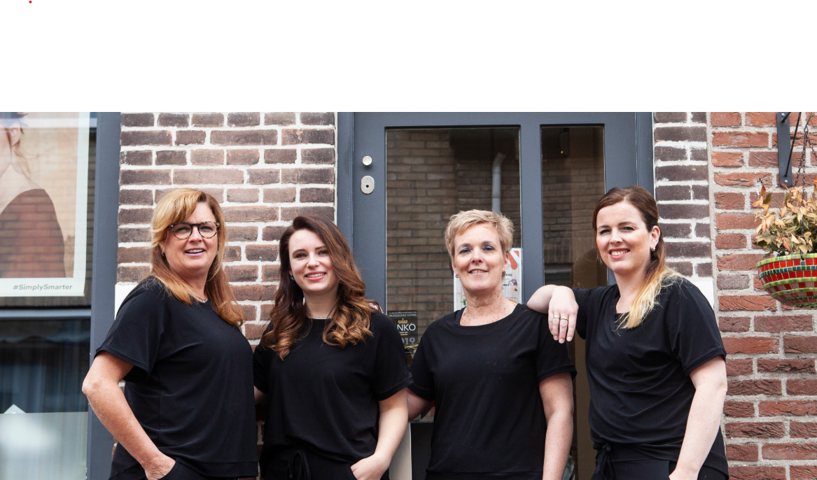Team Trendy Hairstyling Kapsalon Arnemuiden